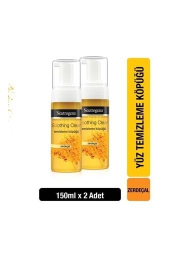Neutrogena Soothing Clear Köpük 150 Ml X2 Renksiz
